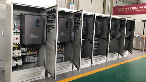 客户为何如此中意众利联合泵控柜和巡检柜