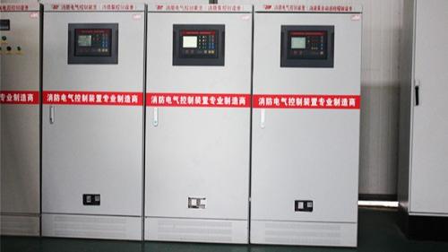 客户采购消防控制柜,货比三家选定众利联合电气!