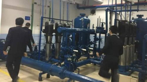 消防水泵及其消防控制柜的验收步骤和注意事项