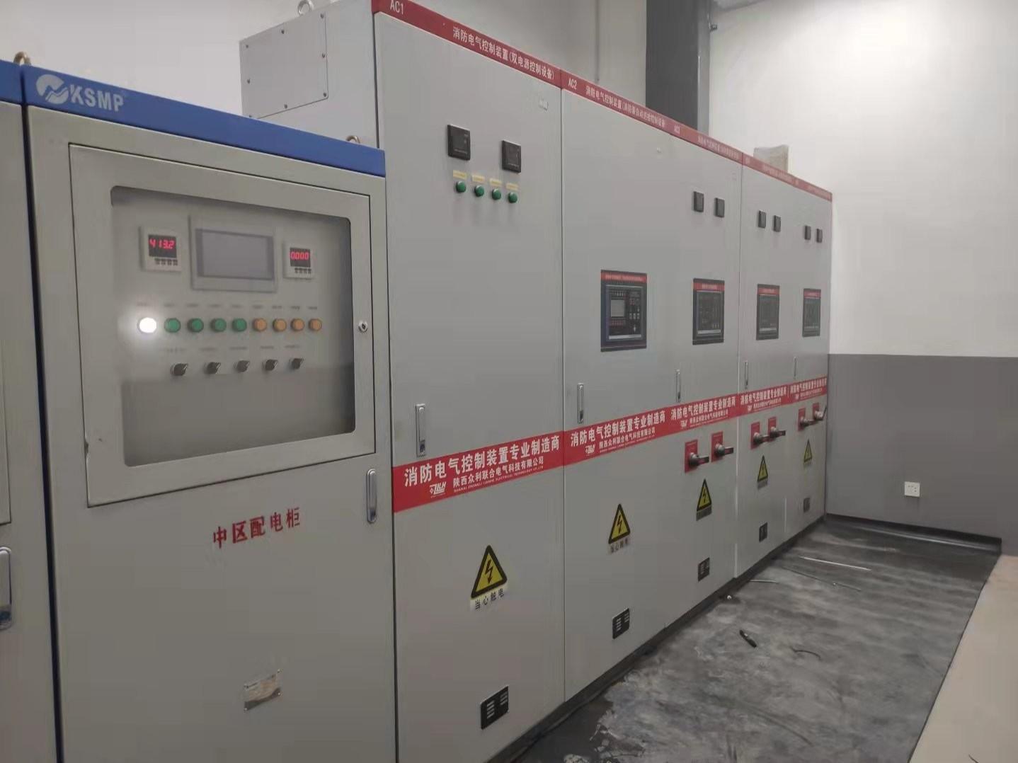 消防水泵房的消防配电线路的电气保护该怎样设置?