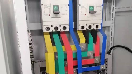 你知道消防双电源控制柜里用铜排母线的优点吗?