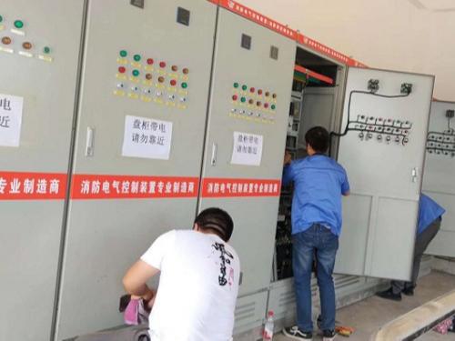 众利联合 | 银川单晶电池厂房消防巡检柜等产品使用案例
