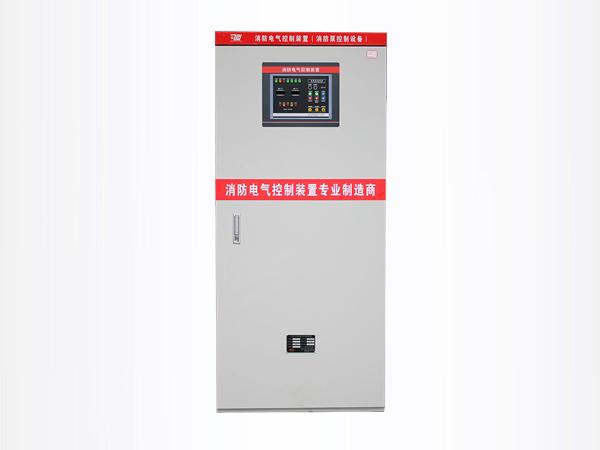 自带双电源软启动消防泵控制柜