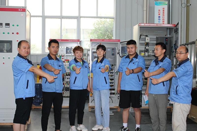 消防泵控设备团队